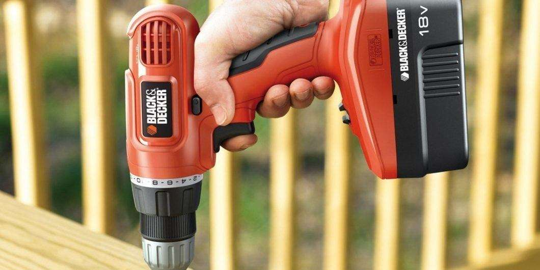 best-black-and-decker-cordless-drills-uk