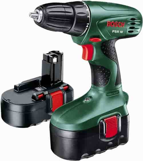 Bosch PSR 18 Cordless drill driver review