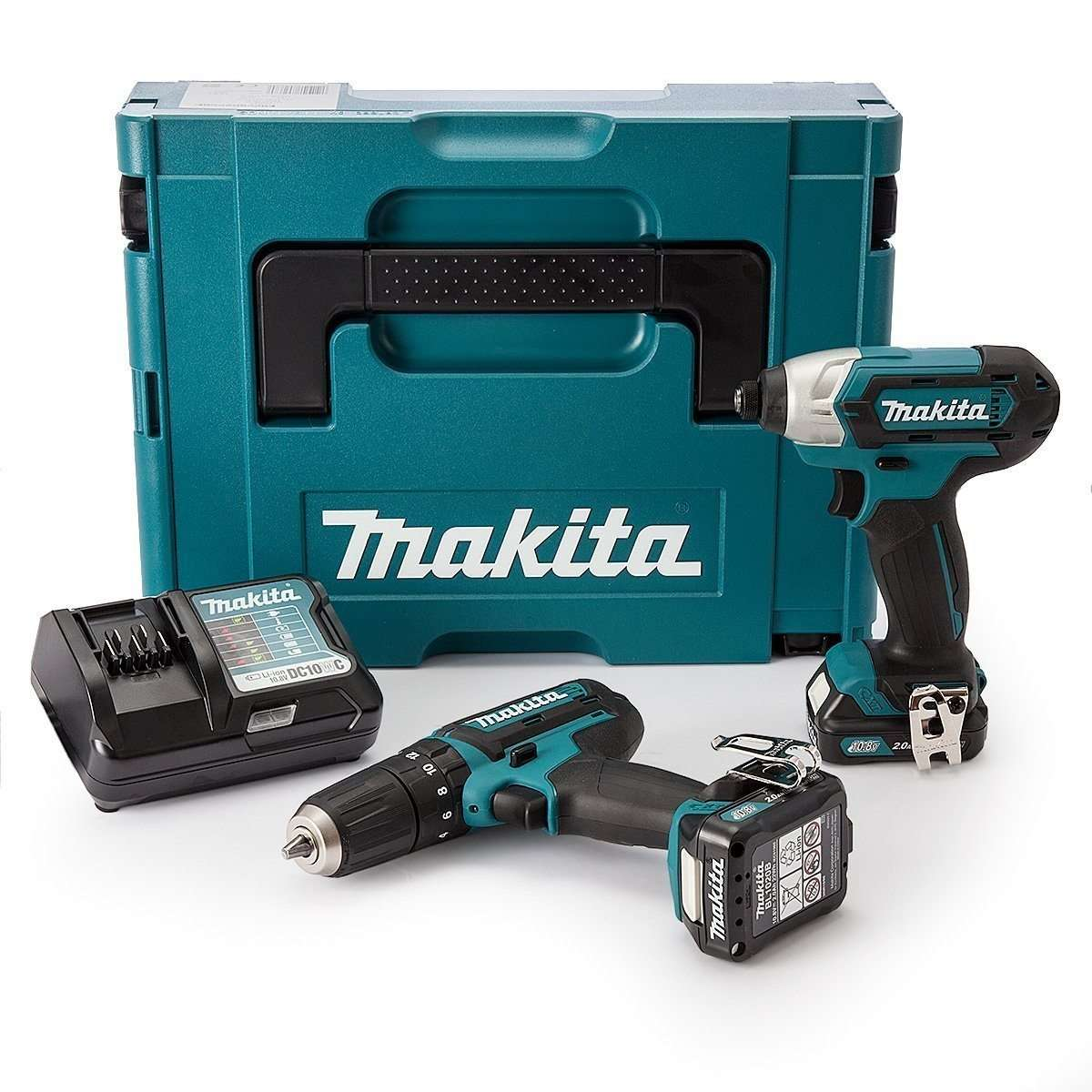 Makita CLX202AJ Drill Kit Review