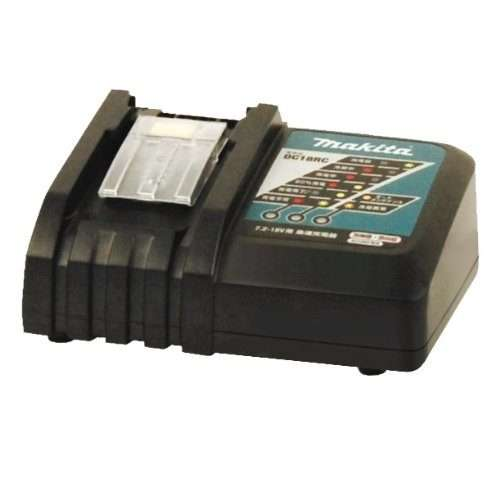 Makita DC18RC 14.4 - 18 V Li-ion Fast Battery Charger
