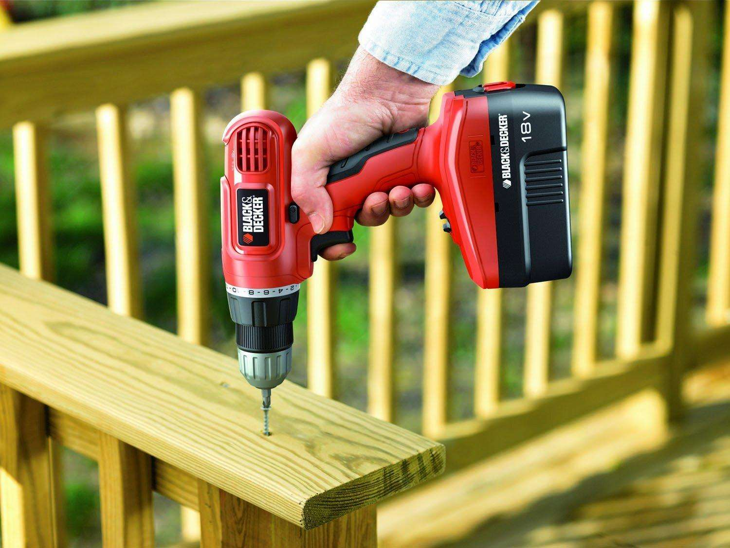 Black and Decker EPC18CAK Cordless Drill UK Review