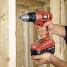 Black and Decker EPC18CAK drill