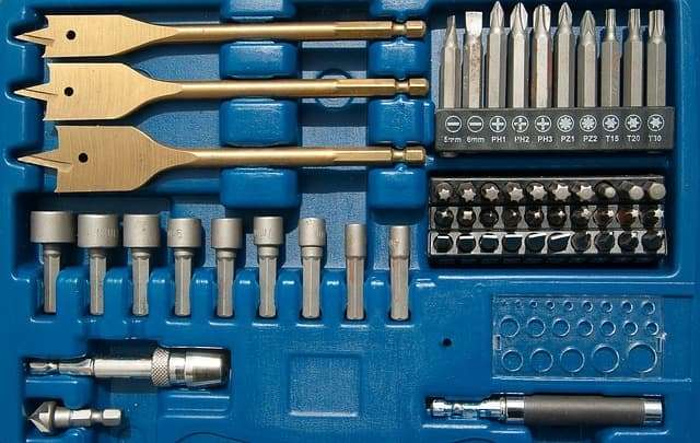 how to drill holes for cables