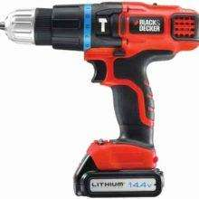 black and decker drill 14.4 volts